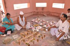 The Hindus also believe that if the soul of the dearly departed does not leave Pretlok, it suffers tremendously and the lives of the surviving family are likewise disturbed. Hence, the family has to perform the Hindu religious ritual of Pind Daan in order to help the soul of their dearly departed move into Pitralok, as well as for their lives to have peace and prosperity.