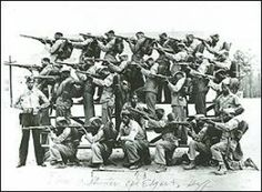 Documentary tells story of Montford Point Marines. Narrated by Louis  Gossett, Jr.
