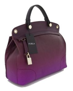 Furla purple ombre bag #UNIQUE_WOMENS_FASHION
