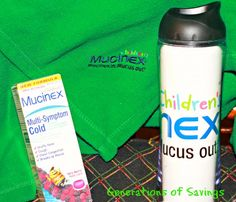 Surviving the Cold Season with #ChildrensMucinex