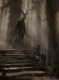 Herne the Hunter.