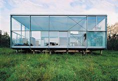Denis Ortmans house by Dethier Architecture