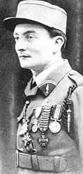 French WWI flying ace, Jean Marie Luc Gilbert Sardier was born 5/5 1897.