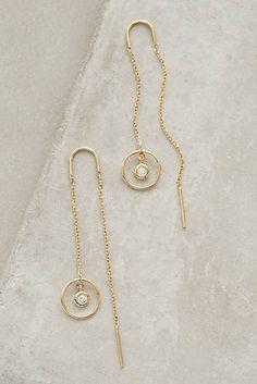 Vicinitas Threaded Earrings