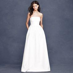 Wedding Ball Gowns - Shop Floor-Length Bridal & Wedding Dresses - J.Crew