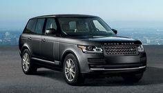 Innovative Luxury SUV: Range Rover in Causeway Gray.