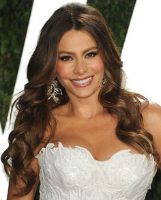 Actress Sofia Vergara, co-star of the TV series Modern Family, was born on July 10, 1972.
