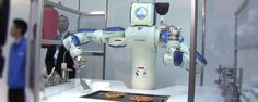 Future of Fast Food Restaurants Will Include Robots Flipping Burgers