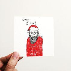 Christmas card. 2015