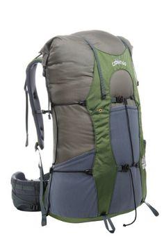 cfe2db58fa Amazon.com   Granite Gear Crown VC 60 Backpack - Women s Cactus Regular    Internal Frame Backpacks   Sports   Outdoors