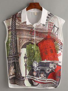 White+City+View+Print+Chiffon+Blouse+14.99