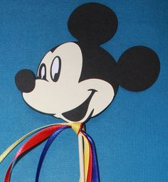 Mickey Mouse Birthday Party  Mickey Mouse Wands