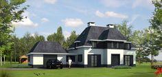 Afbeeldingsresultaat voor landelijke woning nieuwbouw