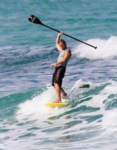 Stand up paddle boarding  http://www.watergatebay.co.uk/extremeacademy.htm    #Paddleboardshop #paddleboard #paddleboarding