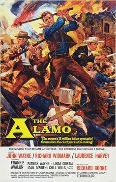 Alamo de John Wayne (1960).