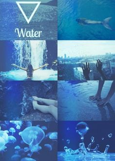 I have a thing for beautiful photos and fandoms -a golden pair for aesthetics aesthetic Wicca, Water Witch, Sea Witch, Water Aesthetic, Blue Aesthetic, Illusion Fotografie, Elemental Powers, Ange Demon, Water Element