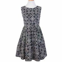 Fair Trade Cameo Dress Black