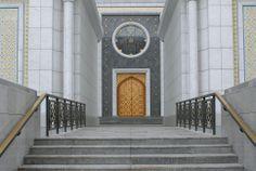 #Turkmenistan #Kipcak #Camii #disaydinlatma #aydinlatma