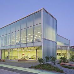 Channel Glass Wall System - Pilkington Profilit™ /  Pilkington