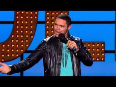 Funny South African Comedian Trevor Noah On Black Americans - YouTube