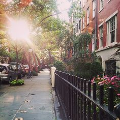 Jane Street, West Village