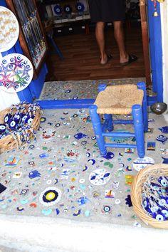 nazar mosaic, love this!!!
