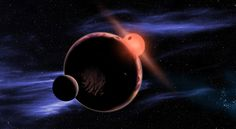 Astronomers estimate that six percent of red dwarfs have a temperate Earth-size planet, as close as 13 light-years away. Image credit: D. Aguilar/Harvard-Smithsonian Center for Astrophysics