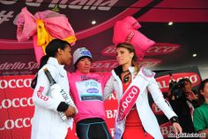 2014 giro-d-italia  stage-15  A mixed, mostly good day for race leader, Rigoberto Uran (Omega Pharma - Quick Step) who takes the pink jersey into the 3rd and final rest day. He gained time on Cadel Evans, Rafal Majka and Domenico Pozzovivo but there are more riders in the mix now.