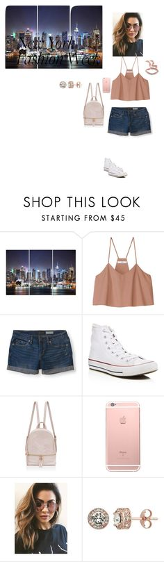 """My NYFW outfit"" by skeeter9299 on Polyvore featuring TIBI, Aéropostale, Converse, MINKPINK and Fallon"