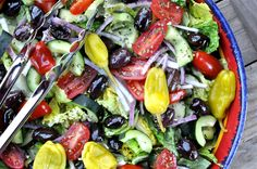 DSC_0365 Paleo Greek Salad