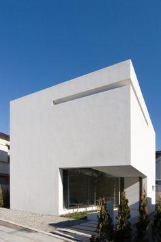 専門家:磯部邦夫が手掛けた、外観(中野の家)の詳細ページ。新築戸建、リフォーム、リノベーションの事例多数、SUVACO(スバコ)