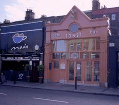 Toast Bar, Dublin pubs Ireland