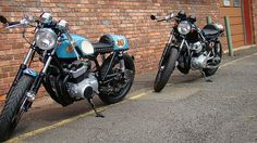 77' and 78' Cafe racers by gashousegorilla424
