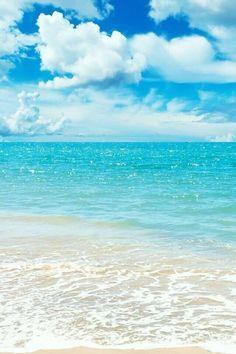 Mavi deniz=huzur