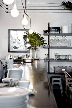 + #kitchen #industrial