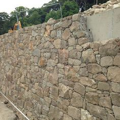 Building Stone & Architectural Stone & Natural Stone Building Stone & Architectural Stone & Natural Stone The post Building Stone Building Stone, Building A Fence, Building Facade, Dry Stone, Brick And Stone, Stone Walls, Natural Stone Wall, Natural Stones, Wall Exterior