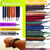 This is an entire website dedicated to friendship bracelets :D