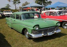 1957 Ford Custom 300 4 door