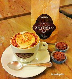 Céu de Brigadeiro: DIA NACIONAL DO CAFÉ!Que tal um brigadeiro de café...