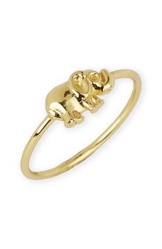 Free shipping and returns on Argento Vivo Elephant Ring at Nordstrom.com. A petite elephant charms the sweet simplicity of a slender handcrafted ring with playful elegance.