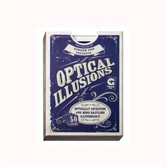 Coffret Illusions d'optique - 14,95 €