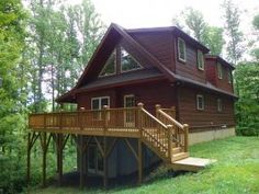 Deer Run Blue Ridge Mountain Boone and Blowing Rock NC Cabin Rentals