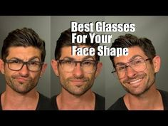 e99ee8151fc How To Choose The Best Glasses And Frames For Your Face Shape - YouTube  Round Face