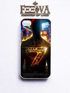 Fast & Furious 7 Poster Phone Case For iPhone Samsung iPod Sony | Feeiva