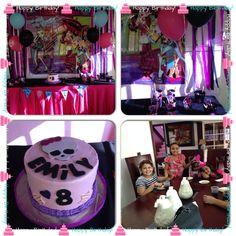 Birthday 8 Emily