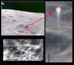 UFO or Alien Spirit Entity photographed on the moon, recently leaked image from the Secret NASA files.