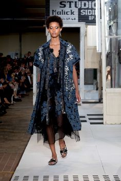 Runway Report: Antonio Marras SS17 – Syndicate Daily