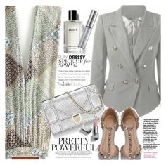 """Business women"" by vanjazivadinovic ❤ liked on Polyvore featuring Burberry, Bobbi Brown Cosmetics, Urban Decay, polyvoreeditorial and twinkledeals"