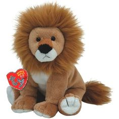 Midas the Lion | Beanie Babies 2.0