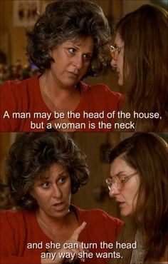 My big fat Greek wedding! Love this!!